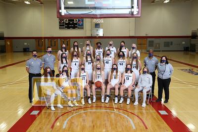 Viterbo women's basketball WBB2021