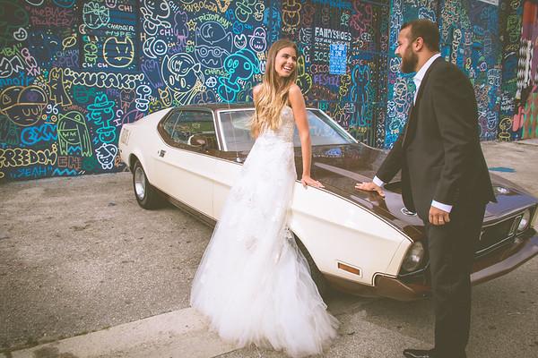 Salo and Ana - Trash the Dress