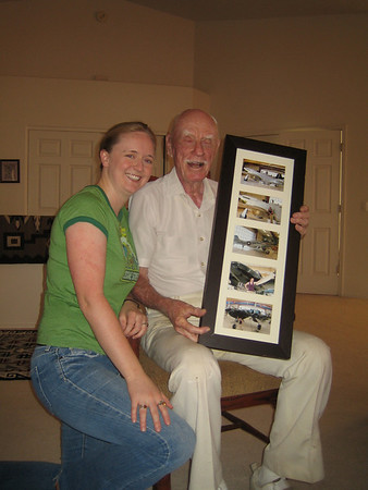 Marybeth's Grandpa's 90th Birthday