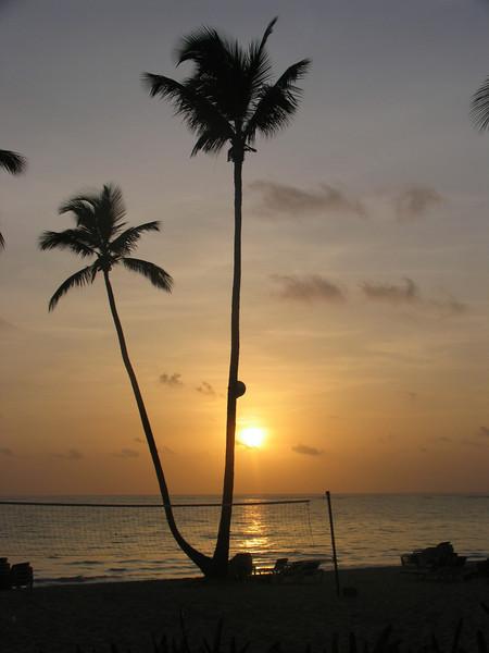 Atardecer en Punta Cana (Rep˙blica Dominicana).JPG