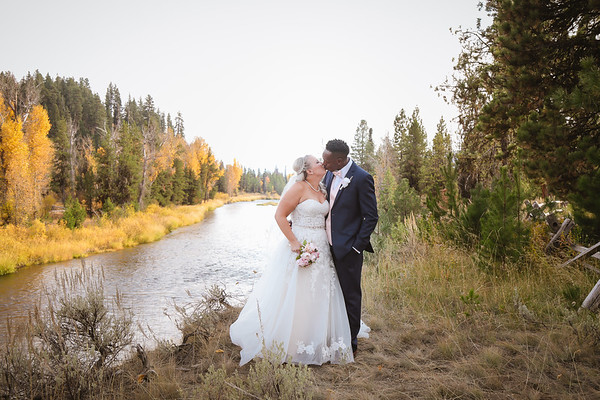 Jeff and Holly  {Blackhawk on the River} 2018