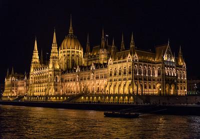 Danube Cruise - Vienna and Budapest