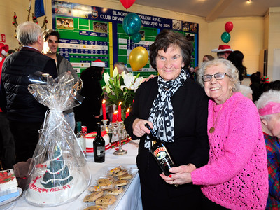 Margaret Brown's Annual Christmas Day Lunch - 25 Dec'14