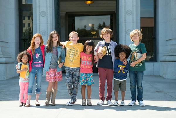 Peek Kids Fall 2014  - Berkeley