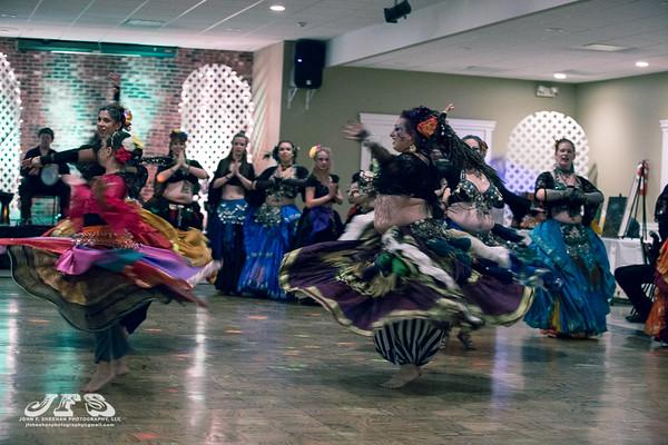 Tribal Dance Halloween Hafla