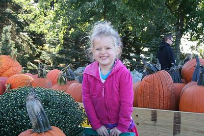 Grannie & Pumpkins