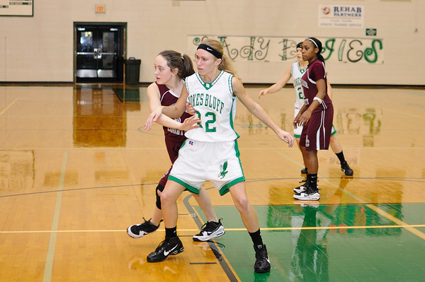 Hokes Bluff vs St. Clair County, February 2, 2010