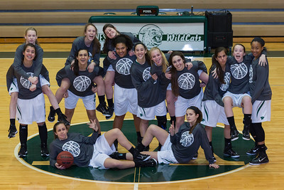 Girls Basketball January 27, 2015
