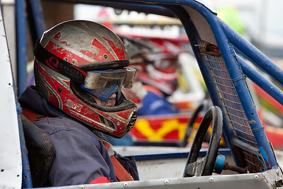 St. Neots Autograss - 2013, June