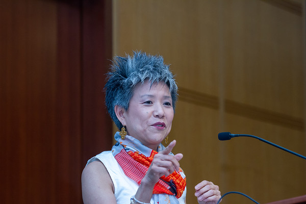 Susan JinDavis -2018 Asian Pacific Heritage Month @ Cox