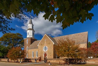 Colonial Churches