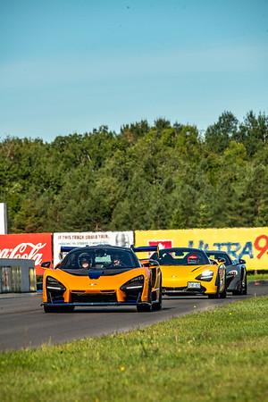 McLaren Toronto Mosport