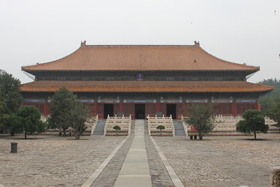 Ming Tombs, Beijing - 22 June 2012