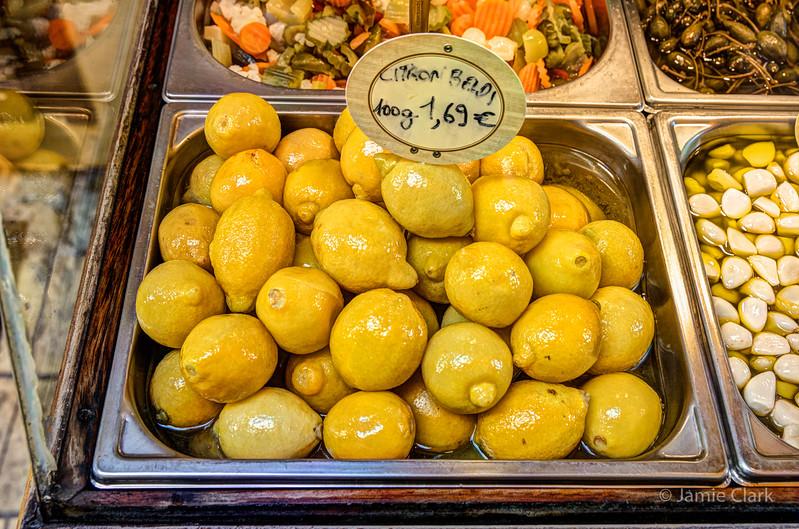 Pikled Lemons @Nice, France, October 2017