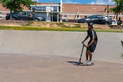 200830 Durham Skateboard Park