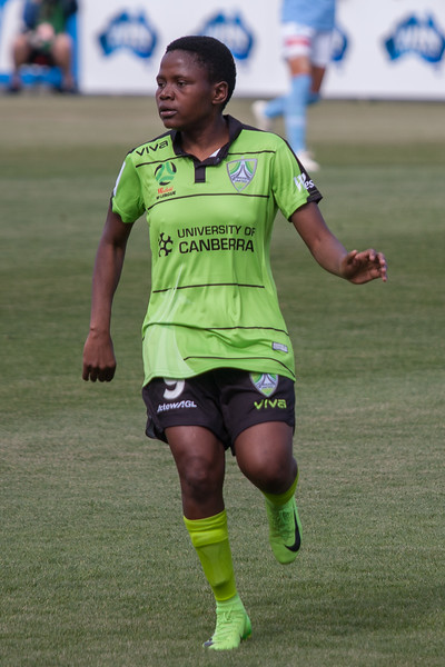 Canberra United vs Melbourne city - October 28th 2018