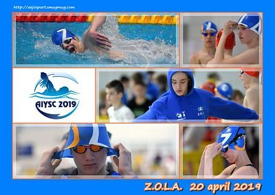 AIYSC 2019 @ ZOLA Antwerp  20/04/2019 (deel 1: vm)