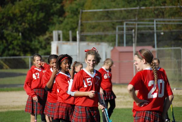 Pierson Middle School Field Hockey