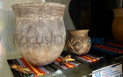 Tyler Junior College Presents Native American Ceremonial Vases & Bowls Exhibit by Jim Bauer