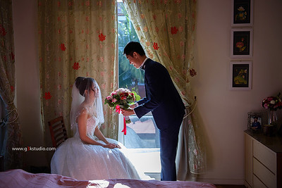 Yi Wern + David Wedding