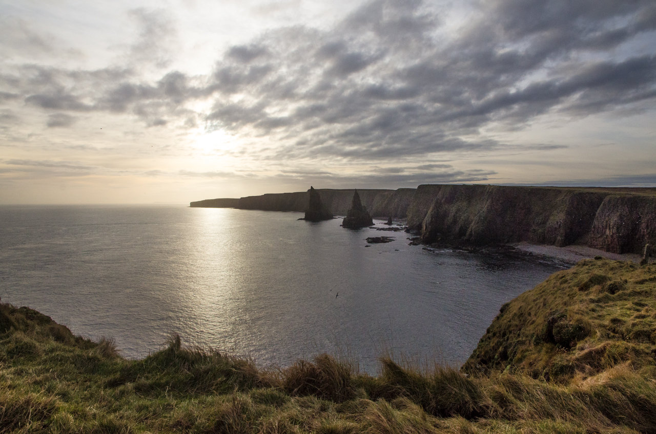 NC500 - Caithness - Duncansby Stacks