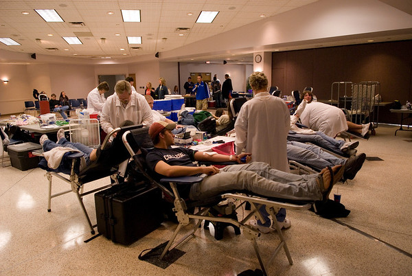 Homecoming Blood Drive 2008