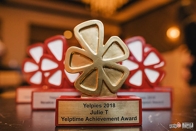 Yelpies 2018