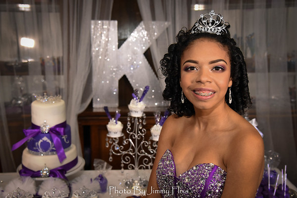 KYRAH'S SWEET 16 BIRTHDAY PARTY
