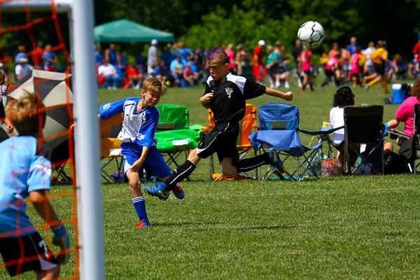 2012 KV Eagles vs FC Ripley  @ WV Open Cup