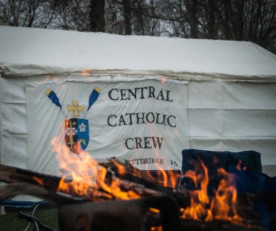 Central Catholic Crew Races