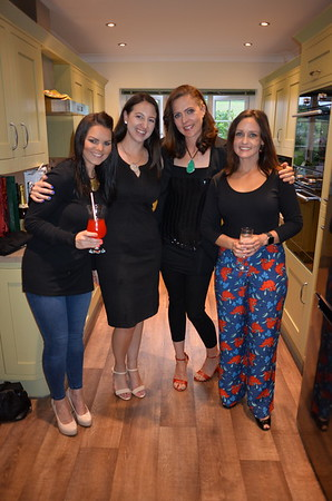 Angela's Ladies Cocktail Party July 2017