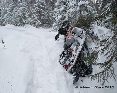 Snowmobiling 2015