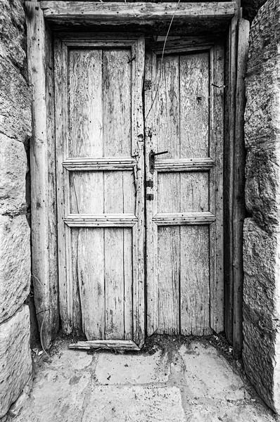 Doorway ... Madaba