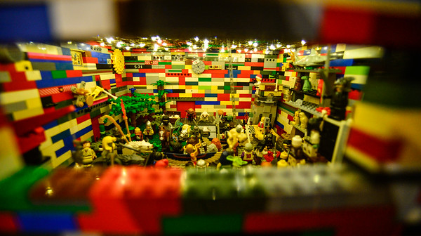 Lego Contest & Exhibit - 110619