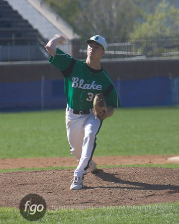 North v Blake Baseball 4-22-10