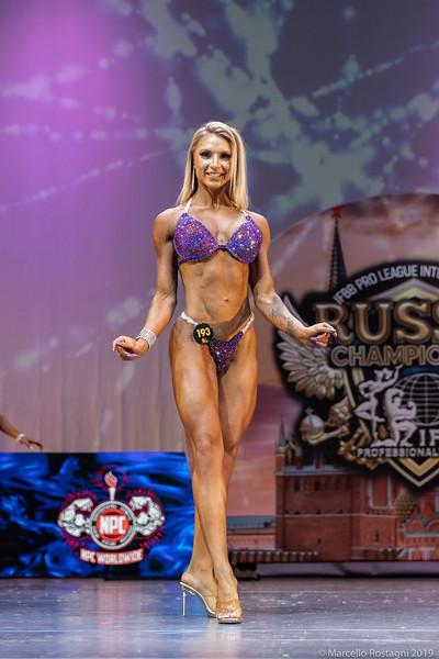1st Place 193 Татьяна Вебер