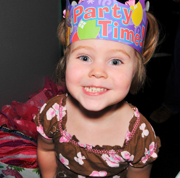 Savannah's 3rd Birthday - 8-15-08