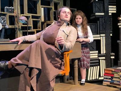 Matilda, the Musical