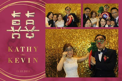 Kathy & Kevin - 15th Dec 2018