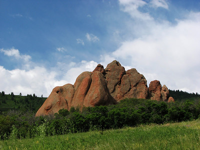 Roxborough State Park 6-18-08