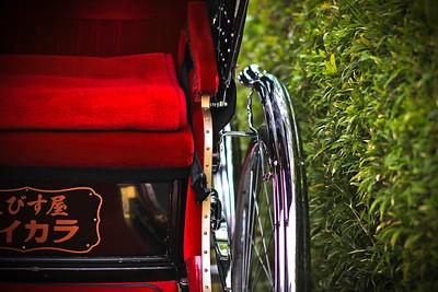 KAMAKURA JINRIKISHA - Japan - Nippon - Japon Photography by © Christian Kleiman  www.christiankleiman.com  www.aikidojapon.com