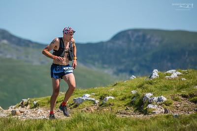 The 50th Welsh 1000m Peaks Race - Y Gribyn