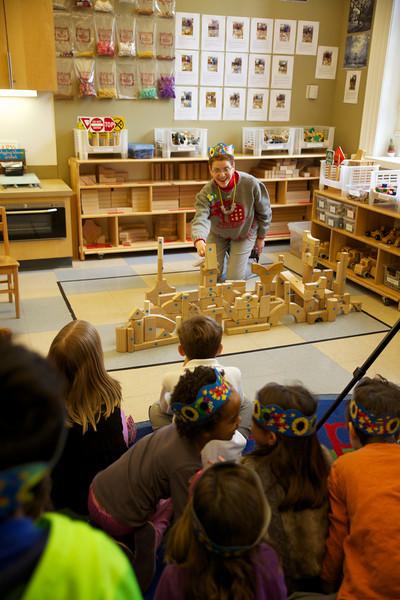 100 Days of School - Kindergarten Celebration