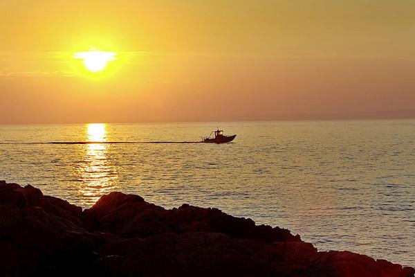 Les Goudes coté mer