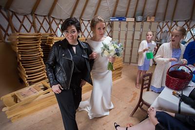 The Wedding of Laura Jane & Matthew Hamlet