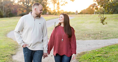 Knoxville Engagement Pictures - John and Kerigan