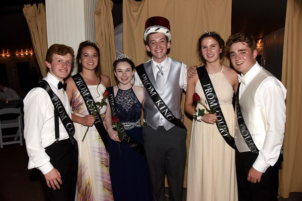 2017 BBA Prom III photos by Gary Baker