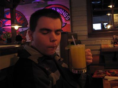 Justin's 21st Birthday 2005