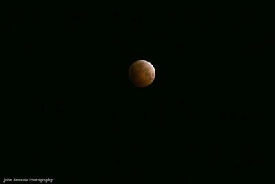 Lunar Eclipse Kauai 2014