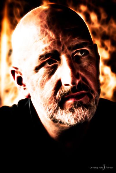 Fractalized Portrait